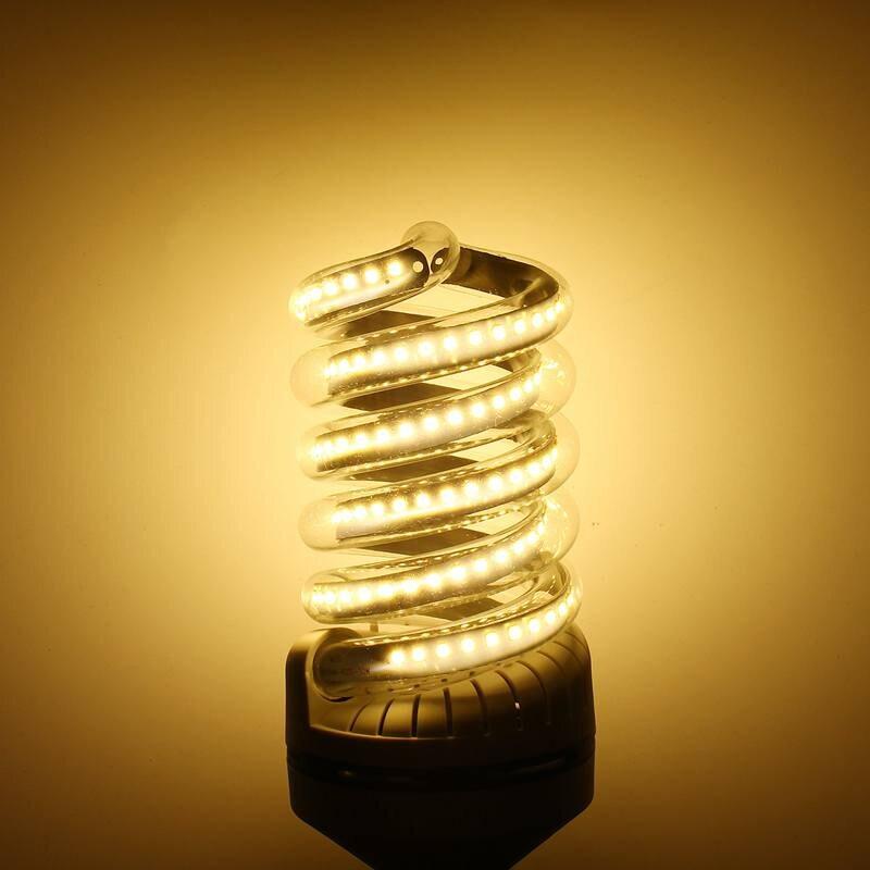 Led Corn Bulb Lamp Lustre E27 85V-265V Warm Cold Light 5-32W Chip Quatity 24-160pcs Ener ...