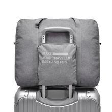 Lhlysgs бренд Для женщин Мода Большой Ёмкость сумка тележка мужские Водонепроницаемый чемодан Чемодан сумка Портативный складная сумка