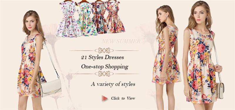 21 Styles Dresses