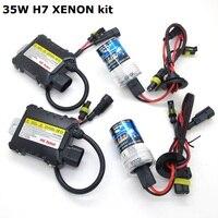 Xenon HID Ballast Headlight Kit 12V 35W H7 3000K 4300K 5000K 6000K 8000K 10000K 12000K Green