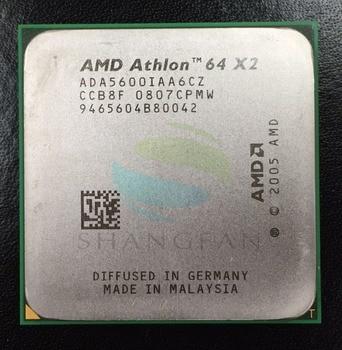 AMD Athlon X2 5600X2 5600 + 2.8 GHz ADA5600IAA6CZ Dual-Core Socket AM2 940pin