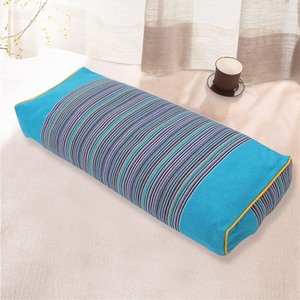 Image 3 - Best Selling Home Hotel Supplies Comfortable Bedding Pillow Striped Pattern Pillow Rectangle Body Sleeping Pillows