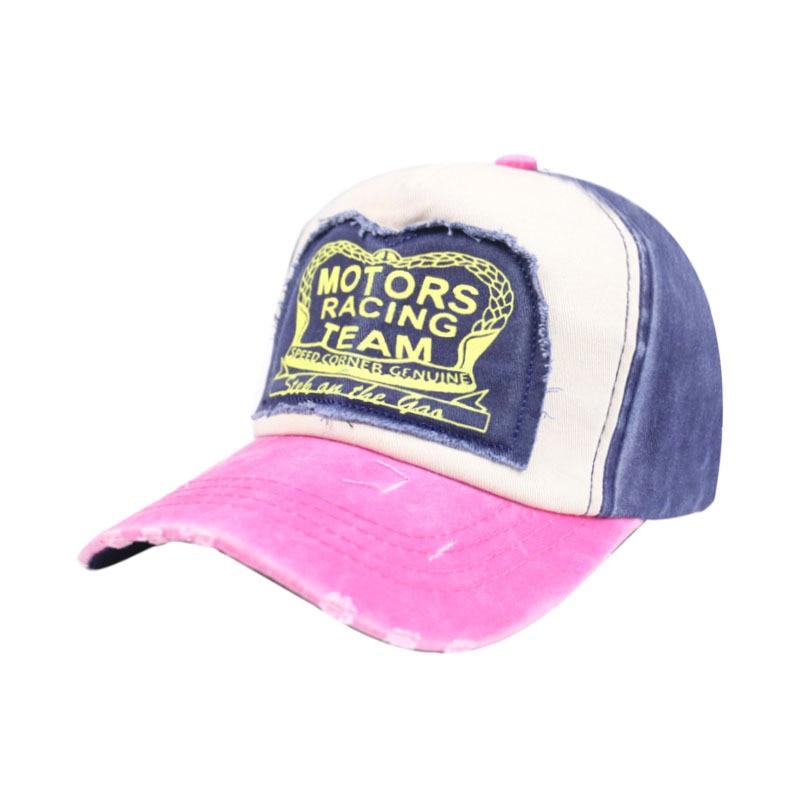 con dise/ño de Motor Gorra de Hip Hop para Mujeres y Hombres Deportivo Gorra de b/éisbol de Estilo Vintage