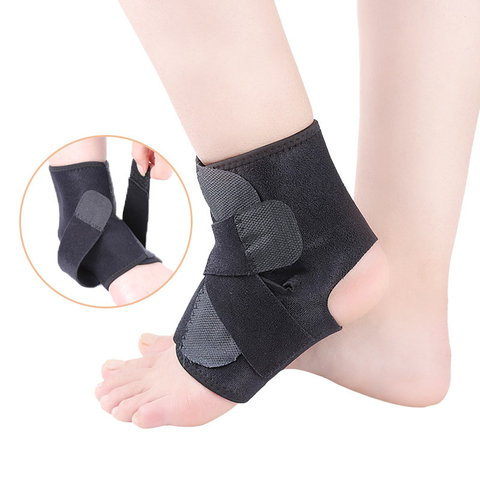 Adjustable Sports Ankle Guard Foot Care Wrist Socks Pressure Bandage Bicycle Football Basketball Climbing Gear Ankle Protection Pakistan
