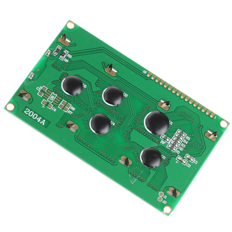 2004 LCD Display Module 5V 2004A 20x4 Display Character Blue Screen for Arduino