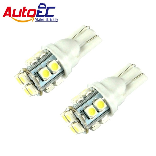autoec led lampen smd1210 14 led w5w t10 led lamp licht lamp auto side wedge lampen