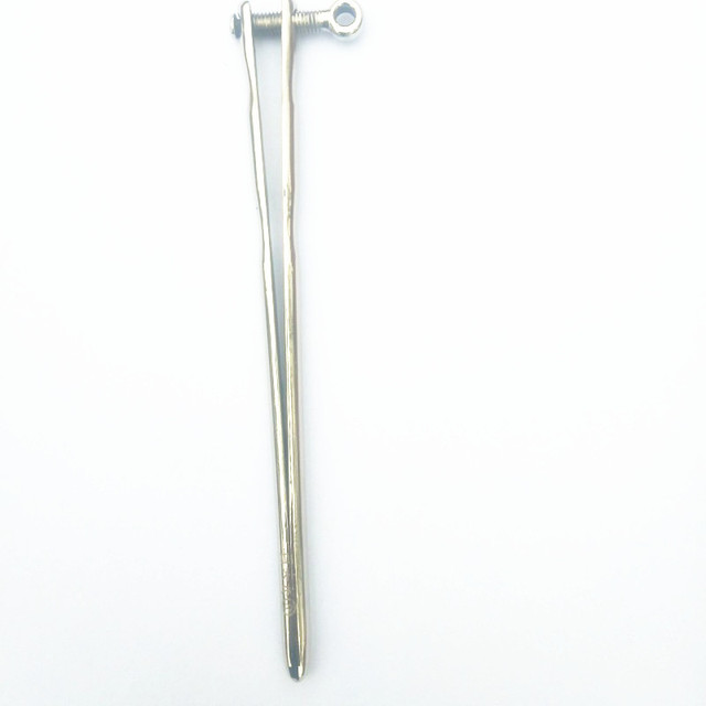 Top qualité acier inoxydable urétral piston urétral étirement pénis Plug Stick mâle urétrale civière sons dispositif de chasteté