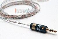 LN004150 120 см пользовательские 6N OFC 8 проводов кабель для Ultimate TF10 наушники гарнитуры