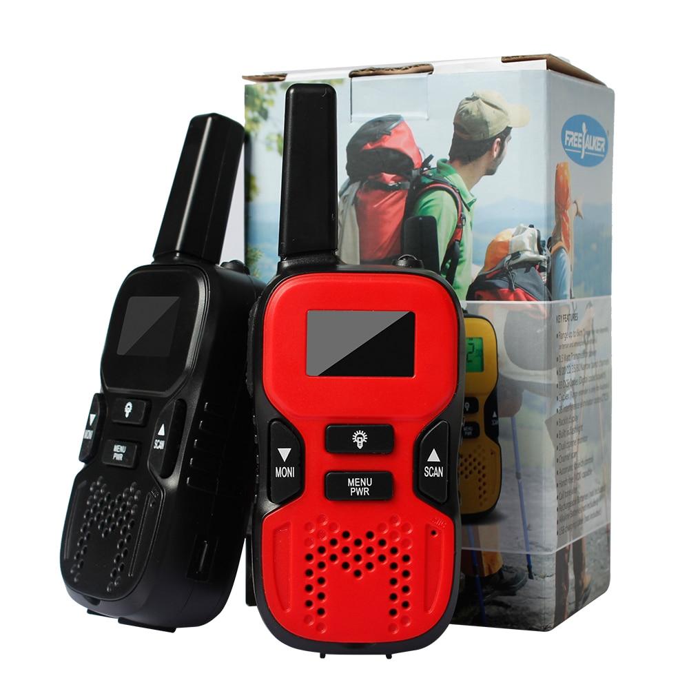 2pcs r8 mini handheld walkie talkie radio 04