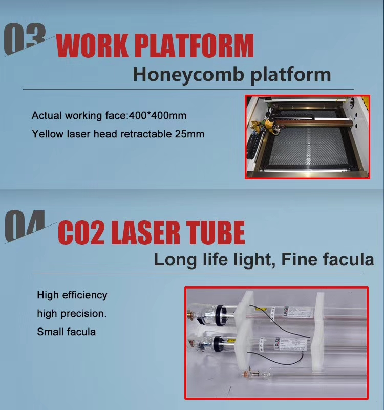 HTB1.Kd4XULrK1Rjy0Fjq6zYXFXat - 4040 laser engraving and cutting machine with 50w CO2 laser tube and gold laser head deliver by DHL or TNT or fedex to your door