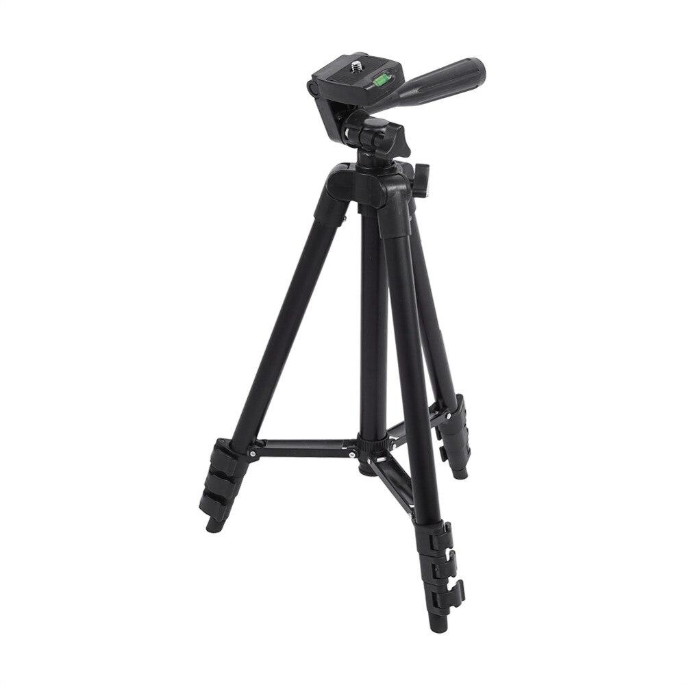 Portable Aluminium Camera Tripod With Ball Head Quick Release Plate For Camera