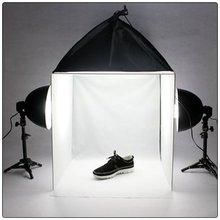 tent kit studio light tent 60cm studio photography light softbox 4 background CD50