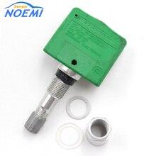 Origianl para suzuki grand vitara conjunto de cuatro utiliza sensor de presión de neumáticos tpms oem 43130-54j2