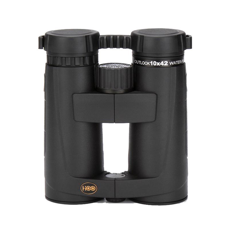iPentum New brand 10X42 HD nitrogen waterproof BAK4 bird watching hunting binoculars telescope fogproof with green film HBT013 стоимость