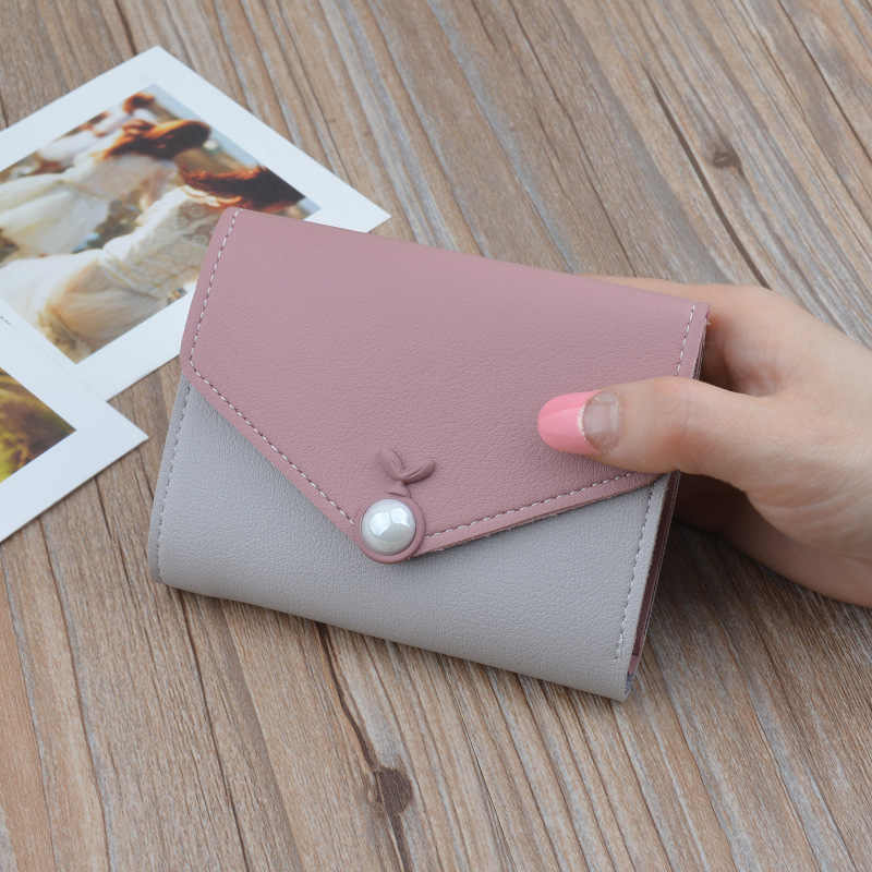 d78d40db351083 ... Best Selling Small Wallet Womens Wallets And Purses High Quality Money  Bag Cute Gift For Students ...