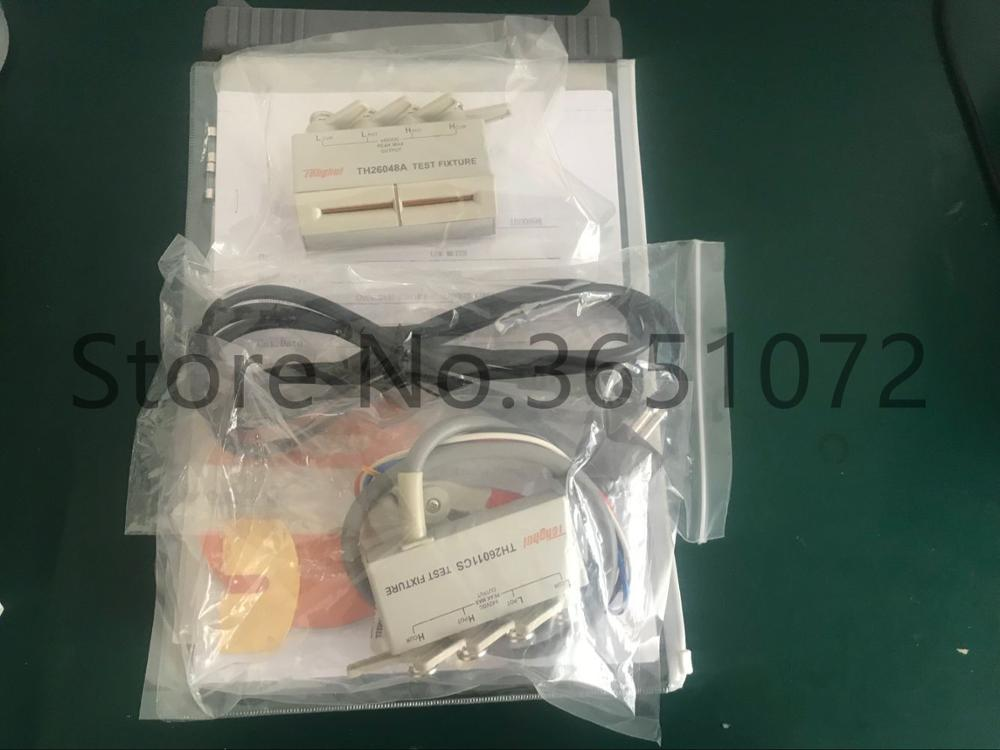 TH2832 LCR Meter 50Hz-200kHz 15025 Frequency Points 0.05/% Accuracy