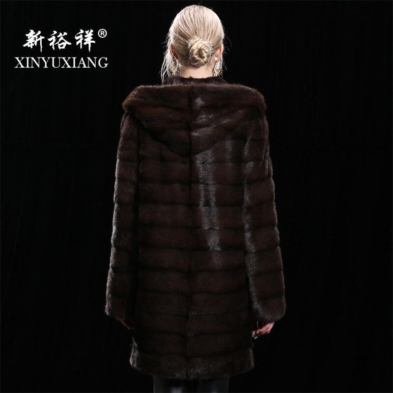 Προσαρμόσιμο πραγματικό γούνινο - Γυναικείος ρουχισμός - Φωτογραφία 4