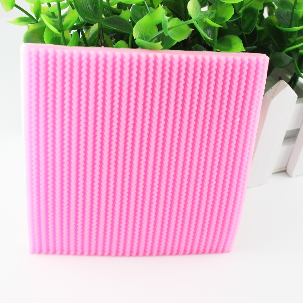 Cake Decorating Gum Paste Nz : Knitting Texture Baby Clothes Silicone Lace Molds 3D Craft ...
