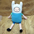 New arrival Cute Cartoon Adventure Time Finn Plush Doll Toy Approximately 65 CM Birthday Gift Free shipping