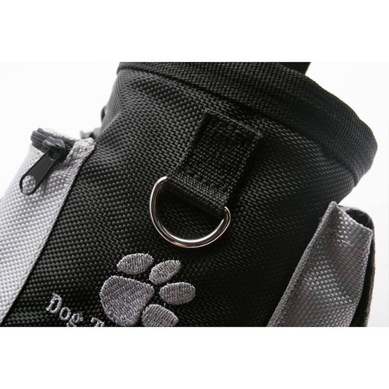 New Snack Bait Dog Outdoor Pouch Food Bag Dogs Snack Bag Useful Pet Dog Training Treat Dog Carriers Pack Pouch #3