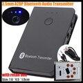 Мини 3.5 мм Bluetooth Аудио Музыка Передатчик A2DP Стерео Dongle Адаптер для iPod ТВ Mp4 ПК, Через Bluetooth Гарнитуры/спикер Получите