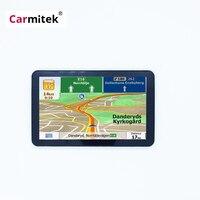 4.3 inch 5 inch 7 inch Car GPS Navigation SatNav 256/4GB Navigators FM MP3 MP4 Players No bluetooth No AV IN