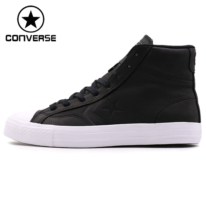 цена на Original New Arrival 2017 Converse Star Player Men's Skateboarding Shoes Leather Sneakers