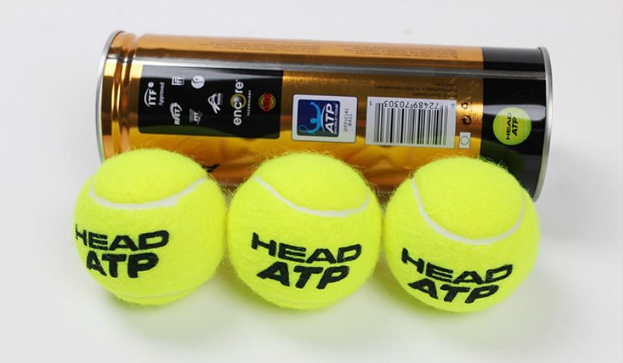 308b488db 3 unids tubo Original Oficial De Pelotas de Tenis Head ATP Raquete De Tenis  pelota de Tenis De La London Maestro en Tennis Accessories de Deportes y  ocio en ...