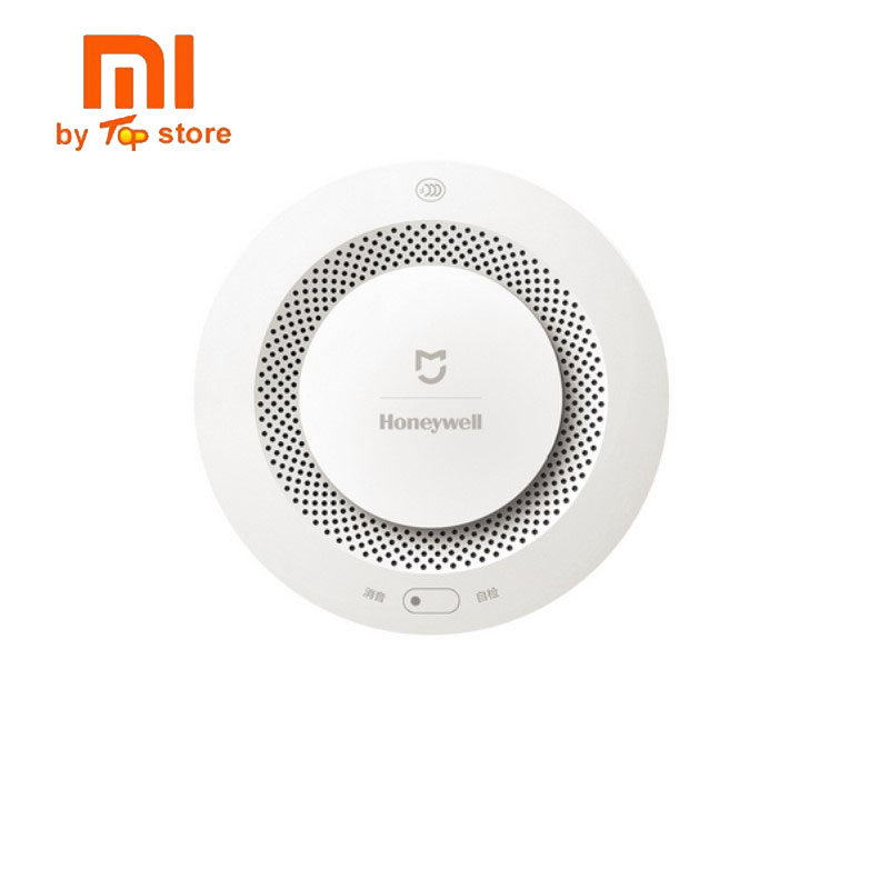 Millet Sulti-function Smoke Alarm Gateway CCCF Certification Remote Control Gradual Alarm Periodic Self-test Reminder