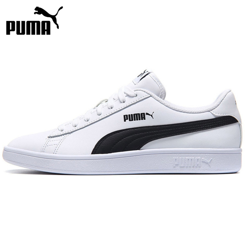 Original New Arrival 2019 PUMA Puma Smash v2 L Unisex  Skateboarding Shoes Sneakers