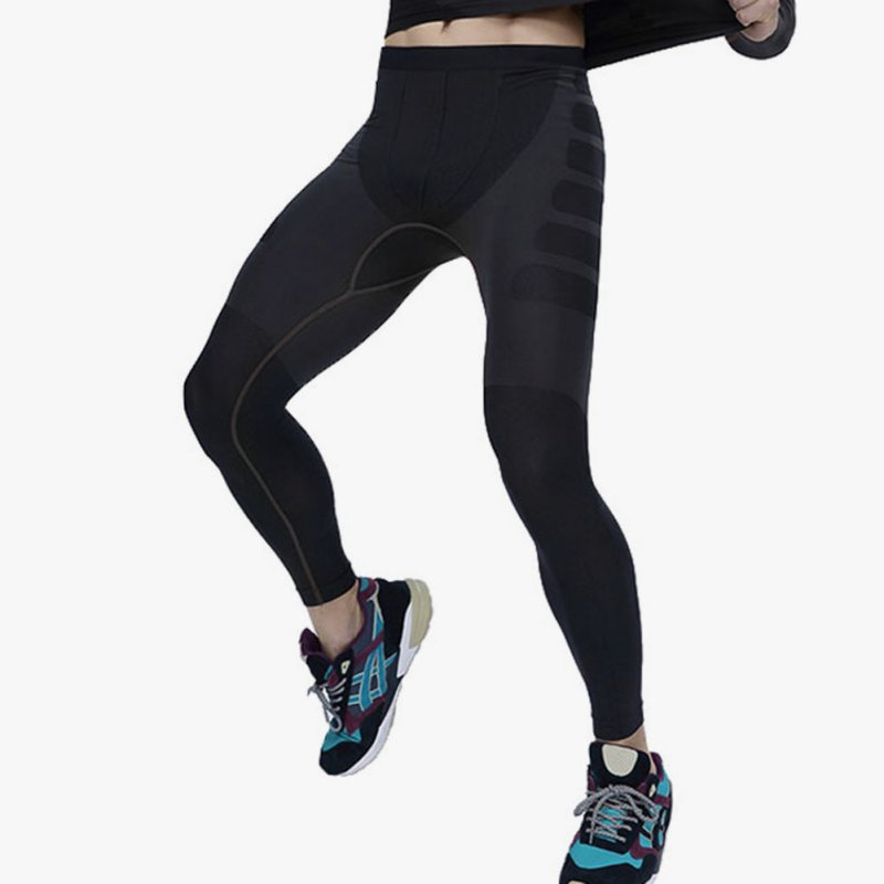 Aliexpress.com   Buy Men Compression Running Training Base Layers Skin Sports  Trouser Athletic Pants from Reliable trouser press suppliers on Gentlelink  ... 5796e1413
