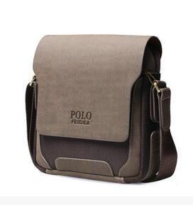 Polo high quality luxury leather handbag 1