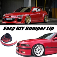 NOVOVISU For Mazda RX 8 RX8 RX 8 2003~2012 Bumper Lip / Front Spoiler Deflector For Car Tuning / Body Kit / Strip Skirt