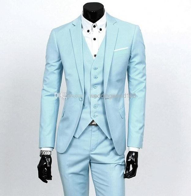 Light Blue Prom Vests – Fashion dresses