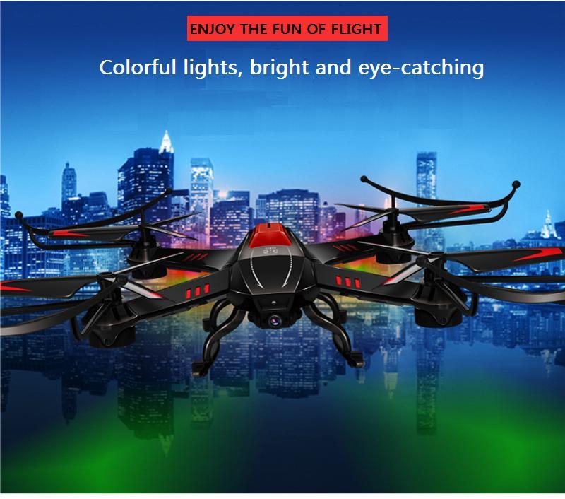 5.8G LCD ეკრანი ოთხი rotorcraft 4 არხის - დისტანციური მართვის სათამაშოები - ფოტო 2