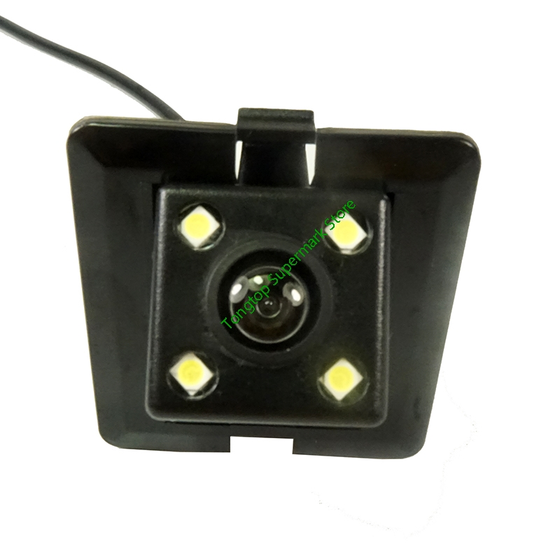 Wire Wireless Rearview camera For Toyota Prado <font><b>150</b></font> <font><b>2010</b></font> rear camera vehicle water-proof Parking Assist image