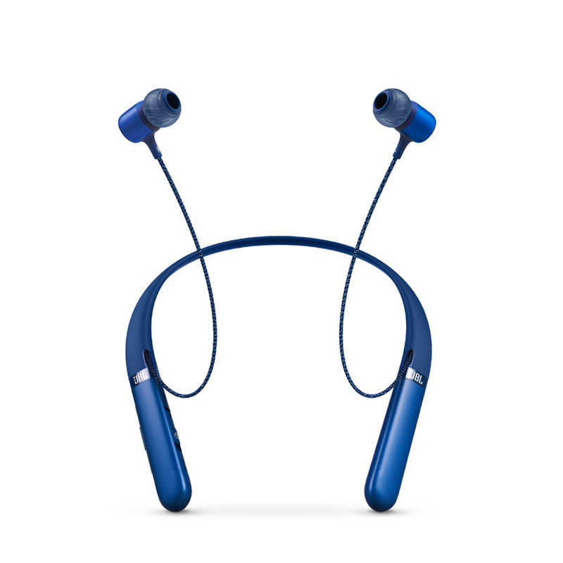 64504ed7aaa ... JBL Live 200 BT Wireless bluetooth earphone In-Ear Neckband Headphones  with Three-Button ...