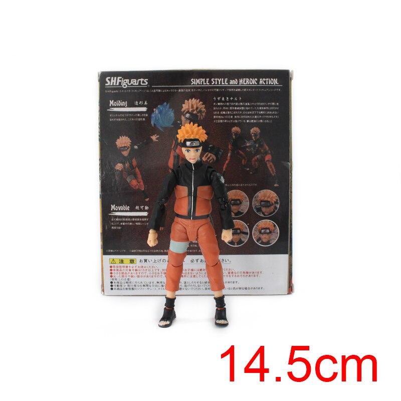 C & f Аниме Наруто Kawaii игрушки Фигурки uzumaki Naruto Книги об оружии Гараж Комплект ПВХ Модель периферийных устройств цифры для подарка