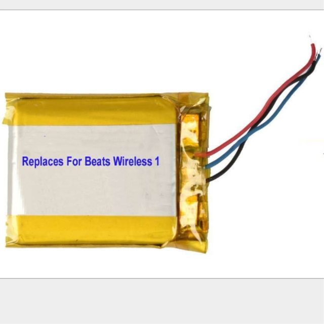 3b0ea2f9f14 5pcs/lot TTVXO 470mAh AEC552535 Battery for Beats Solo wireless 1 Headphone  Battery