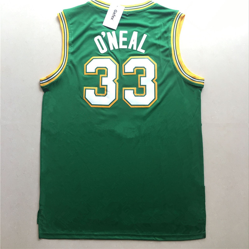 0a1441457ff ... jerseys Aliexpress.com Buy Shaquille ONeal 33 Shaq LSU Tigers College  Cole H.S. Mens Basketball moive ...