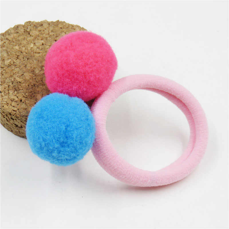 Hair balls for girls