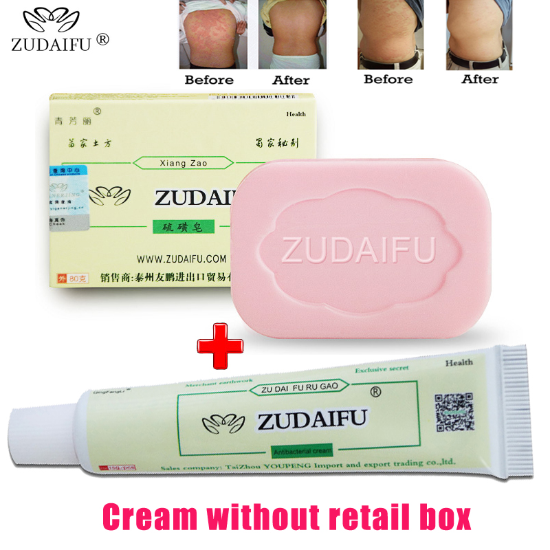 1 Pc Zudaifu Sulfur Sulphur Soap Skin Repair Acne Psoriasis Seborrhea Eczema Anti Fungus Bath Whitening Shampoo Body Lotion