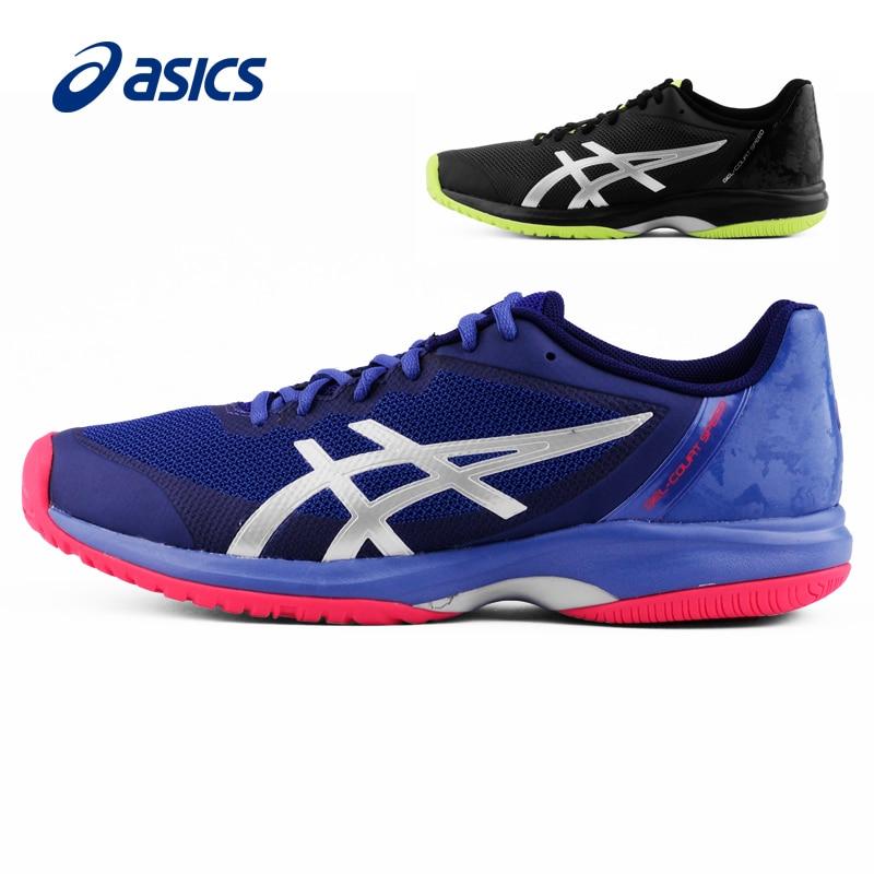 código Morse Gasto ala  2018 New Arrival Asics Gel Court Speed Tennis Shoes For Men E800n Tenis  Masculino Brand Sports Sneakers Tennis Shoes  - AliExpress