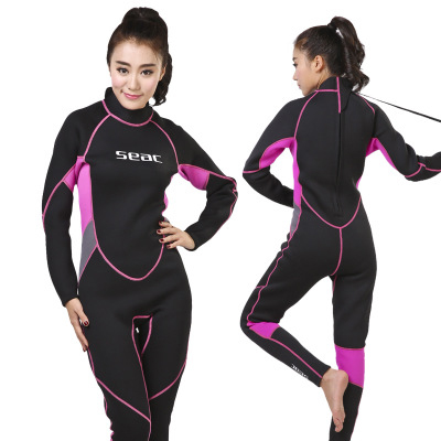 Long Sleeves Womens Rash Guards Bodysuits Diving Suits Quick Drying Swimwear Surfing Sailing Swimming WetsuitsLong Sleeves Womens Rash Guards Bodysuits Diving Suits Quick Drying Swimwear Surfing Sailing Swimming Wetsuits