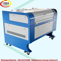 6090 Laser Cutter engraver machine with China Factory Cheapest Price