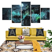 LOL Zed The Master of Shadows League Legends Halloween Skins Game Poster Canvas Art HD Wall Paintings for Home Decor