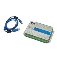 MACH4 USB интерфейс гравировальный станок motion control карта с ЧПУ Стандартный доска