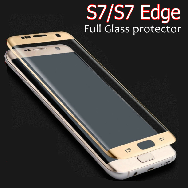 New HQ 0.2 3D <font><b>Curved</b></font> <font><b>Tempered</b></font> <font><b>Glass</b></font> for Samsung Galaxy S7 Edge <font><b>Screen</b></font> Protector <font><b>Full</b></font> Coverage <font><b>Glass</b></font> for Galaxy S7 <font><b>Tempered</b></font> <font><b>Glass</b></font>