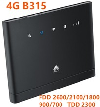 unlocked huawei b315 LTE CPE b315s-607 portable wifi 4g router rj45 4g wifi routers ethernet wi-fi lte CPE Wireless Routes