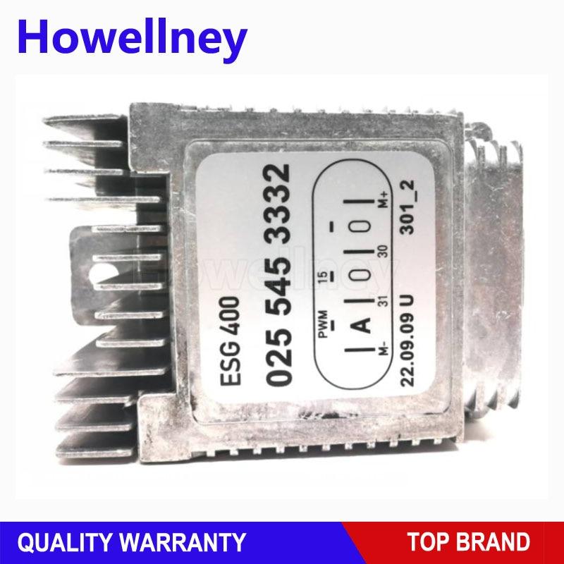 BRAND NEW 0255453332 42876 HEATER BLOWER FAN MODULE RESISTOR FOR MERCEDES W202 CLK C208 W210 S210
